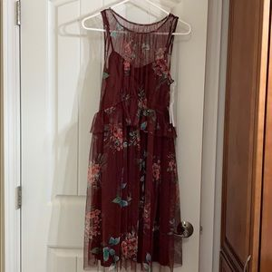 Lauren Conrad tulle dress LC Conrad